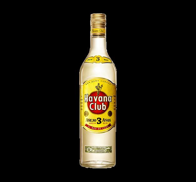 HAVANA CLUB 3 years - White Rum