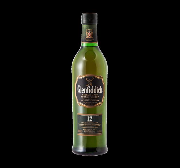 GLENFIDDICH 12 YEARS - Single Malt Whisky 70cl