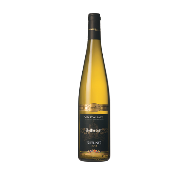 WOLFBERGER - Riesling - Alsace, France