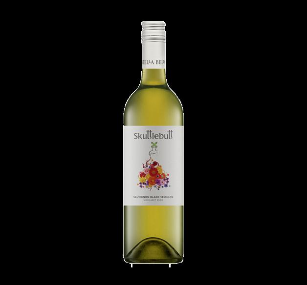"""STELLA BELLA """"Skuttlebutt"""" - Sauvignon Blanc, Semillon -  Margaret River, Australia"""