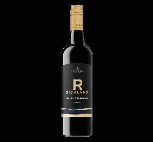 """Calabria Family Wines """"Richland"""" - Cabernet Sauvignon - Riverina, NSW - Australia"""
