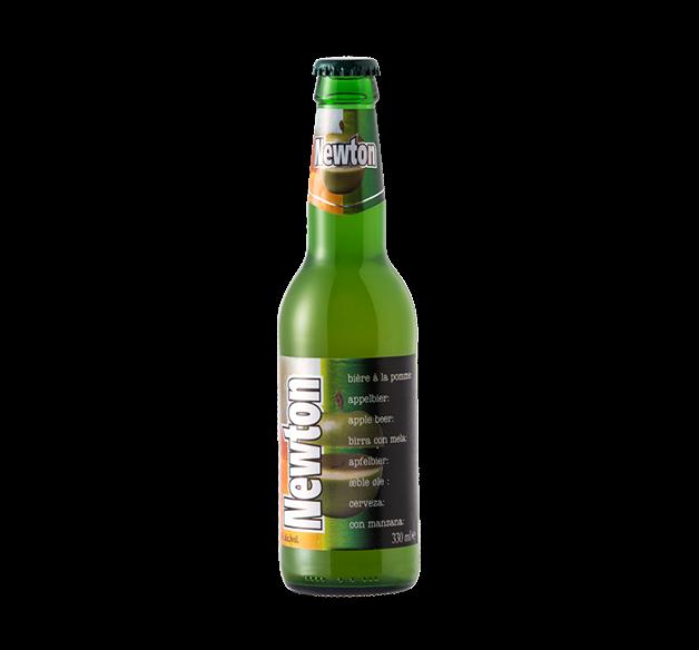 NEWTON -  Apple Beer - Belgium