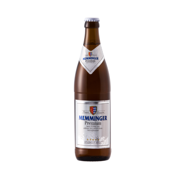 MEMMINGER - Pilsener - Germany