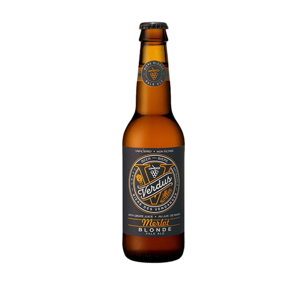 """Verdus """"Blonde"""" - Merlot, Pale Ale Beer"""