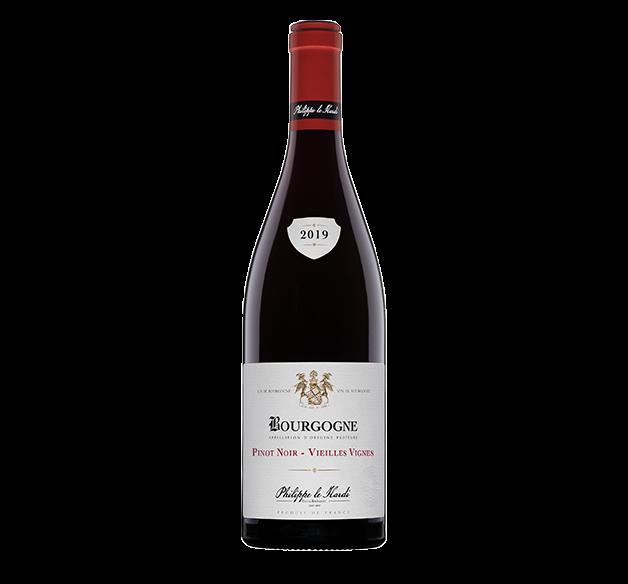 """CHATEAU DE SANTENAY """"Vieilles Vignes"""" - Bourgogne Pinot Noir"""