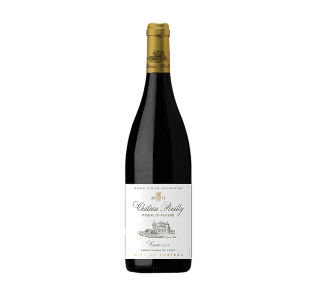 """CHATEAU POUILLY """"Cuvee 1551""""  - Pouilly Fuisse, Burgundy - France"""
