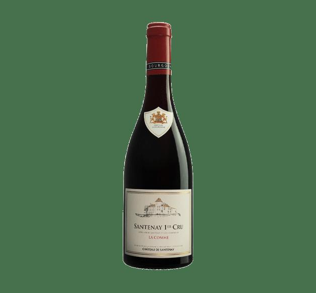 "CHATEAU DE SANTENAY - ""La Comme"" Santenay 1er Cru - Burgundy, France"