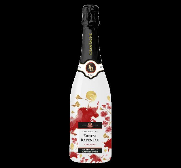 "ERNEST RAPENEAU - Extra Brut ""Zodiac Limited Edition"" - Champagne"