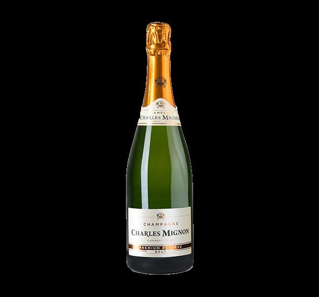 CHARLES MIGNON - Champagne Brut Premium Reserve