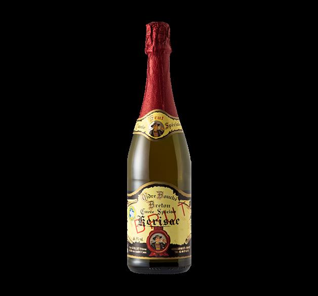 KERISAC - Cidre Brut (Dry) - Brittany, France
