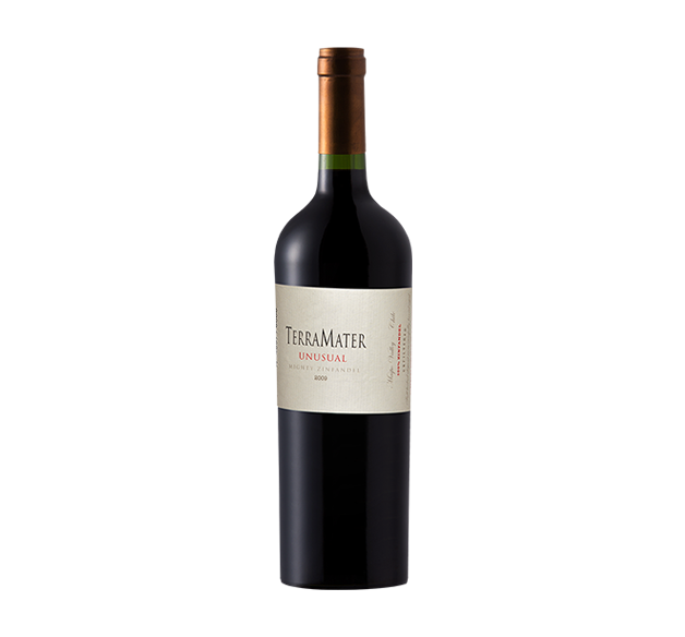 """TERRA MATER """"UNUSUAL """"- Mighty Zinfandel - Maipo Valley, Chile"""