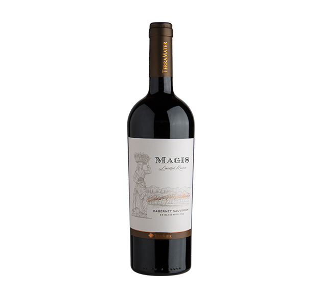 "TERRA MATER MAGIS ""Limited Reserve"" - Cabernet Sauvignon - Maipo Valley, Chile"