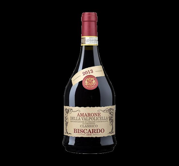 BISCARDO - Amarone della Valpolicella Classico