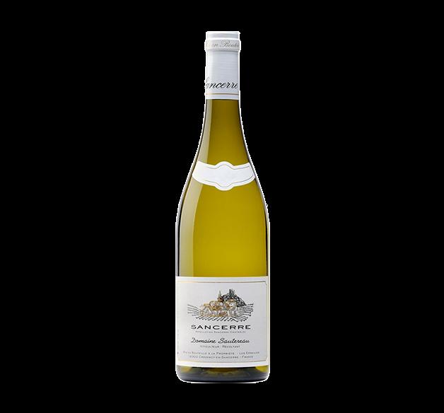 """DOMAINE SAUTEREAU """"Sancerre"""" - Sauvignon Blanc - Loire Valley, France"""
