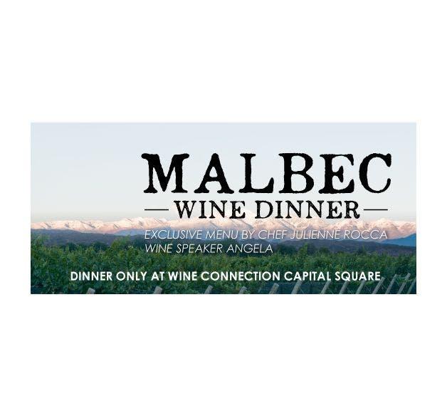 Malbec Wine Dinner