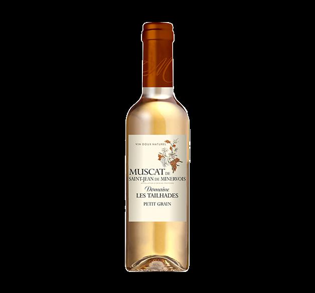 """DOMAINE LES TAILHADES """"Petit Grains"""" - Muscat De Saint-Jean De Minervois - France"""