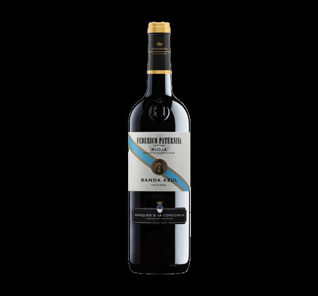 "FEDERICO PATERNINA ""Banda Azul""- Rioja Crianza - Spain"