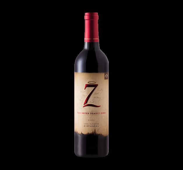 7 DEADLY ZINS - Zinfandel - Lodi, California, USA