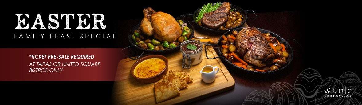 Easter Family Feast Special