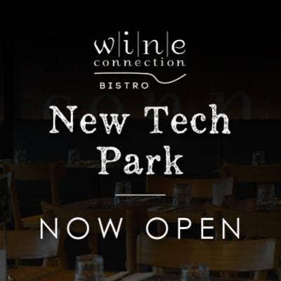 Wine Connection Bistro | New Tech Park | Now Open