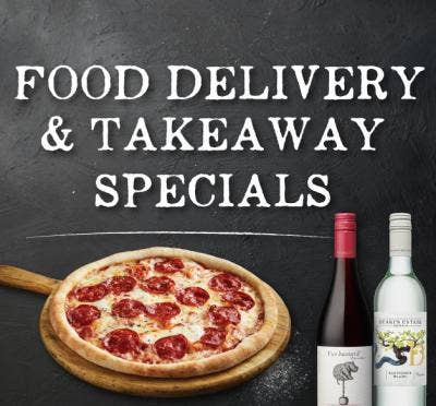 WINE CONNECTION BISTRO: Food Delivery & Takeaway Specials