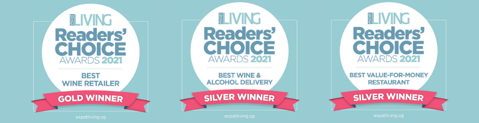 Expat Living Reader's Choice Awards 2021 | Wine Connection Singapore