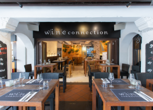 Wine Connection Bistro at Capital Square Restaurant Front