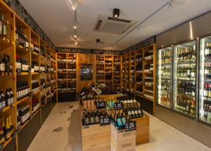 Wine Connection Retail Wine Shop at Capital Square Singapore